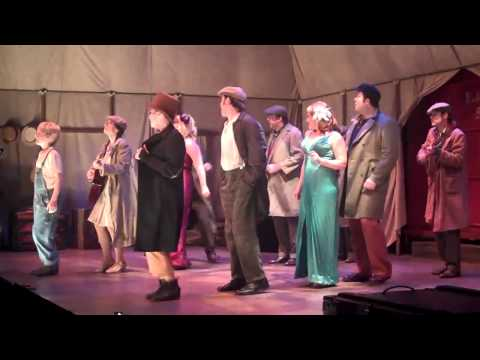 A selection from MusicalFare Theatre's OLIVER!