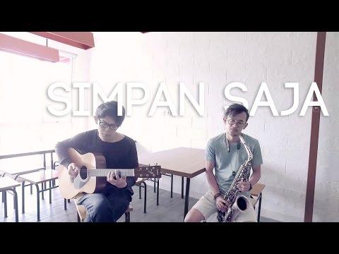 Ecoutez - Simpan Saja ( Christian Ama ft. Aries Halim Cover )
