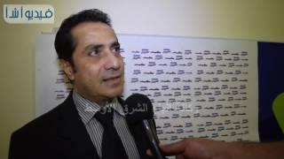 بالفيديو: مدير عام وكالة روز اليوسف للدعاية والإعلان تكريم بعض الشخصيات والمؤسسات الريادية