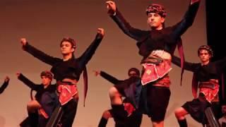 19 Mart 2018 - Tıp Bayramı Gösterisi - E.Ü. Tıp Fakültesi Halk Dansları Topluluğu (HADAT)