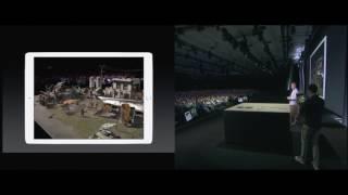 Flügelmutter AR Unreal-Engine-Demo auf iOS | WWDC 2017