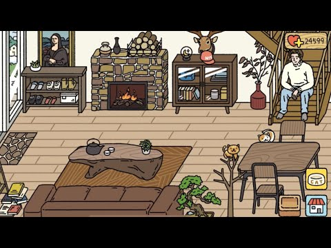 Adorable Home Ep 6 Designing Living Room Interior In Wood Youtube