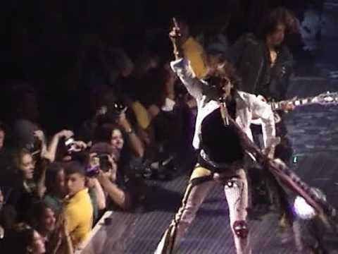 Aerosmith Ft. Lauderdale 2001 (full video)