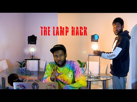 THE LAMP - Home Made Camera Hack