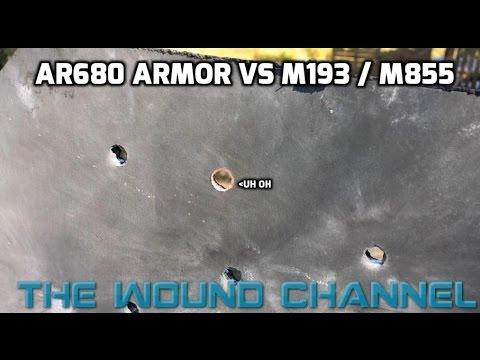 M855 vs m193 penetration