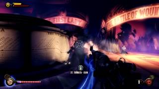 BioShock Infinite Gameplay - Asus G46VW GTX 660m Ultra Settings