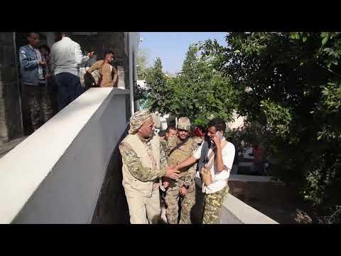 الرئيس الزُبيدي يتفقد أحوال جرحى الجبهات الحدودية في مستشفى النصر بالضالع