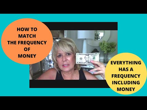 How to Match the Frequency of Money