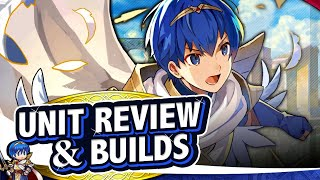 Falchion Shines In Askr Resplendent Marth Analysis Builds Fire Emblem Heroes Feh Youtube