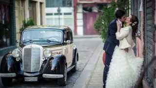 Свадьба в Греции в Солониках Олеси и Александра (Москва)