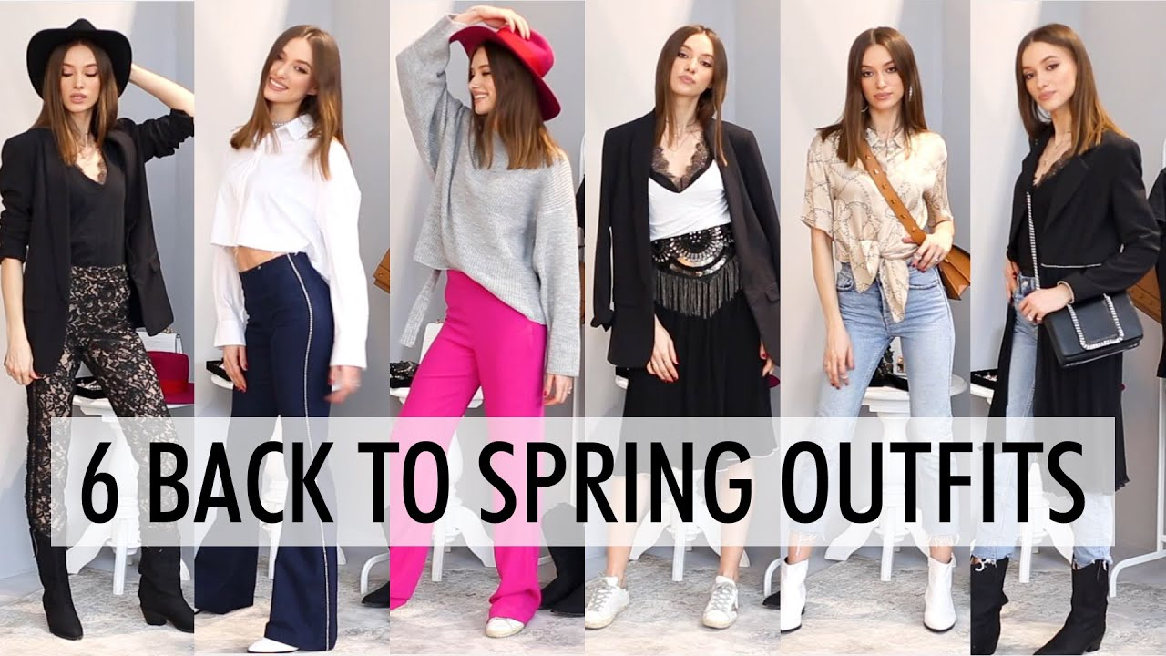 [VIDEO] - The STYLE Edit by NISSA - Ep.3 Back to Spring Outfits 2