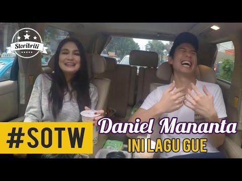 Selebriti On The Way Luna Maya & Daniel Mananta #3: Ini lagu gue