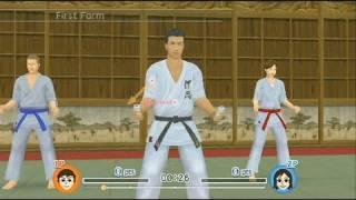 Exerbeat - Wii - Martial Arts Programs: Karate Form
