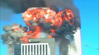 Repeat youtube video 9 11 South Tower Attack Compilation Raw Footage