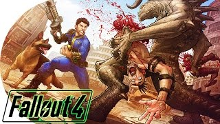 "CaRtOoNz Plays | Fallout 4! | ""Puppies, Power Armor, and Parenting Gone Wrong!"" (EP1)"