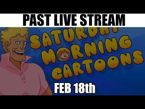 Yo Mama's Saturday Morning Cartoons