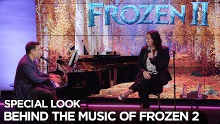 Frozen 2 | Behind The Music