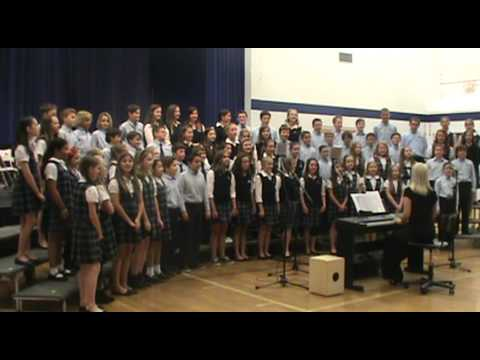 Senor Don Gato Lower School Choir Spring Extravaganza
