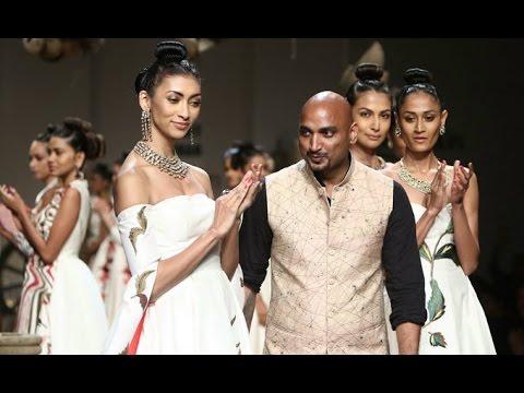 Samant Chauhan   Full Show   India Fashion Week   Spring/Summer 2017