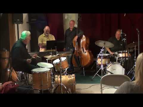 Steve Maxwell Vintage Drums - Oleo And Epic Drum Battle At The 8/5/17 Seminar/Jam Session!