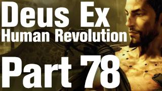 Deus Ex: Human Revolution Walkthrough Part 78 - Panchaea (7 of 9)