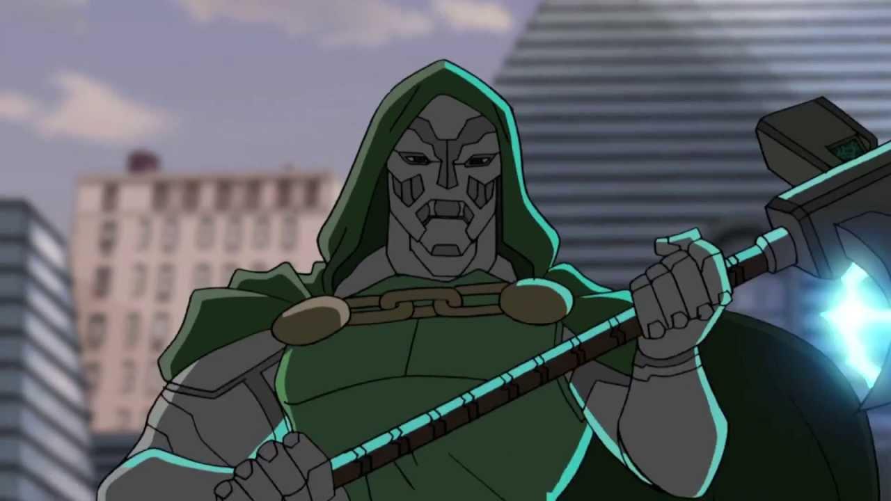 Marvel's Avengers Assemble Season 1, Ep. 4 - Clip 1