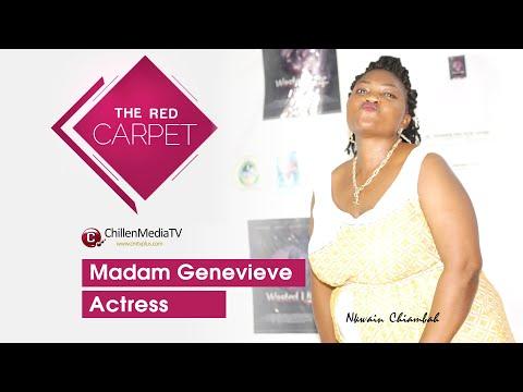 Madam Genevieve On The Red Carpet CMTV