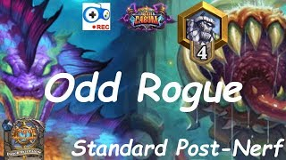 Hearthstone: Odd Rogue #2: Boomsday (Projeto Cabum) - Standard Constructed Post Nerf