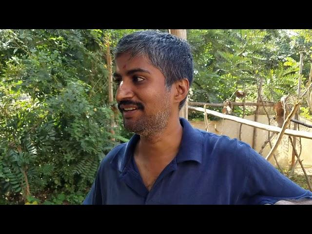 Naveen on the idea of a garden