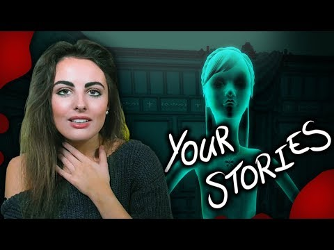 RE -CREATING YOUR GHOST STORIES IN The Sims 4 (Machinimas)