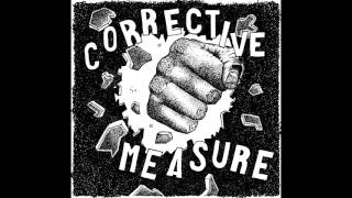 "Corrective Measure - s/t 7"" FULL EP (2016 - Fastcore / Hardcore Punk)"