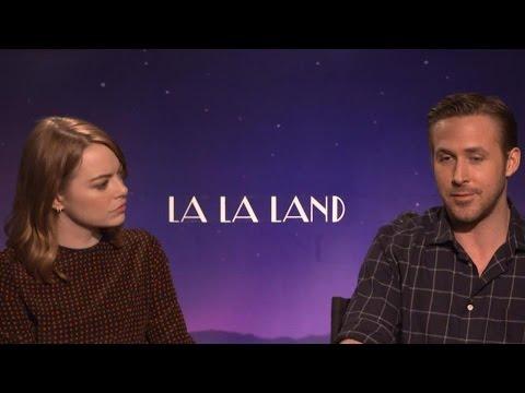 Ryan Gosling and Emma Stone Live in 'La La Land'