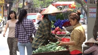 Laos Street Food, Street Food in Vietnam, Lao Food Street Food in Vientiane, Hanoi Food