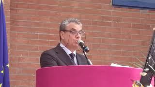 Il discorso del questore di Fermo alla Festa della Polizia 2019