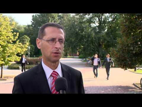Közgazdász-vándorgyűlés Nyíregyházán - Kölcsey Tv