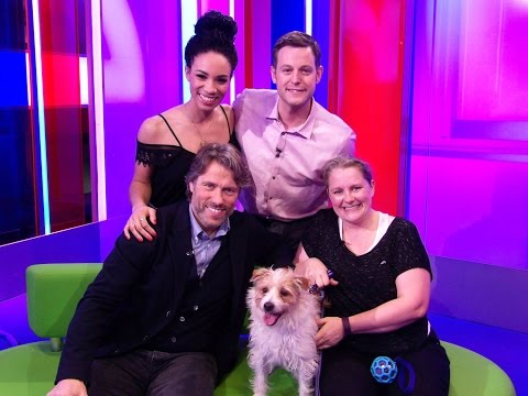 Olly the Jack Russell - The One Show