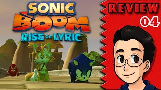 Sonic Boom: Rise of Lyric REVIEW (ft. Tails