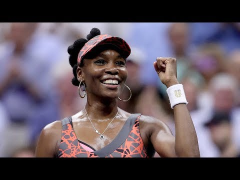 US Open Tennis 2017 In Review: Venus Williams