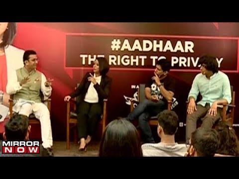 Young India Debates Aadhaar Data Breach | Mirror Now On Campus With Faye D'souza
