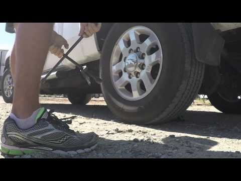 How To Change A Tire On A Chevy Silverado-DIY