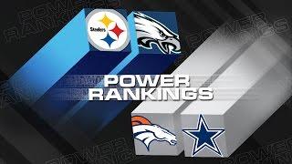 Week 1 Power Rankings | NFL Now