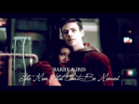 Barry & Iris :: The Man Who Can't Be Moved