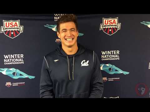 Nathan Adrian Will Swim in the 2019 Pan American Games in Peru