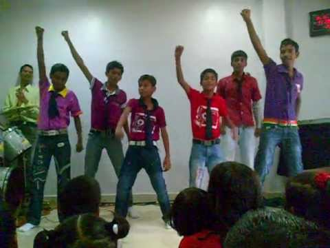 Jeetenge Hum Christian Group Dance On Christmas.mp4