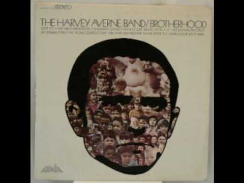 The Harvey Averne Band - Love Never Stay's The Same - Fania