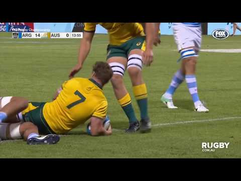 The Rugby Championship: Argentina vs Wallabies