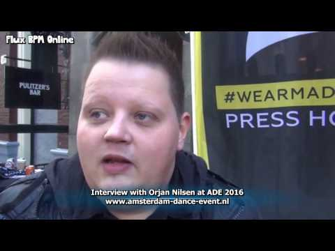 Interview with Orjan Nilsen at ADE 2016