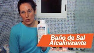 De salt baño epsom sal edema