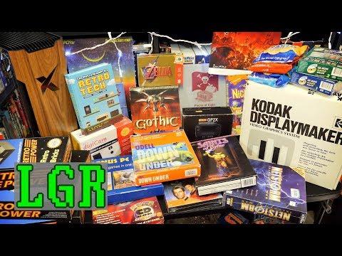 LGR - Opening Stuff You Sent Me! December 2018