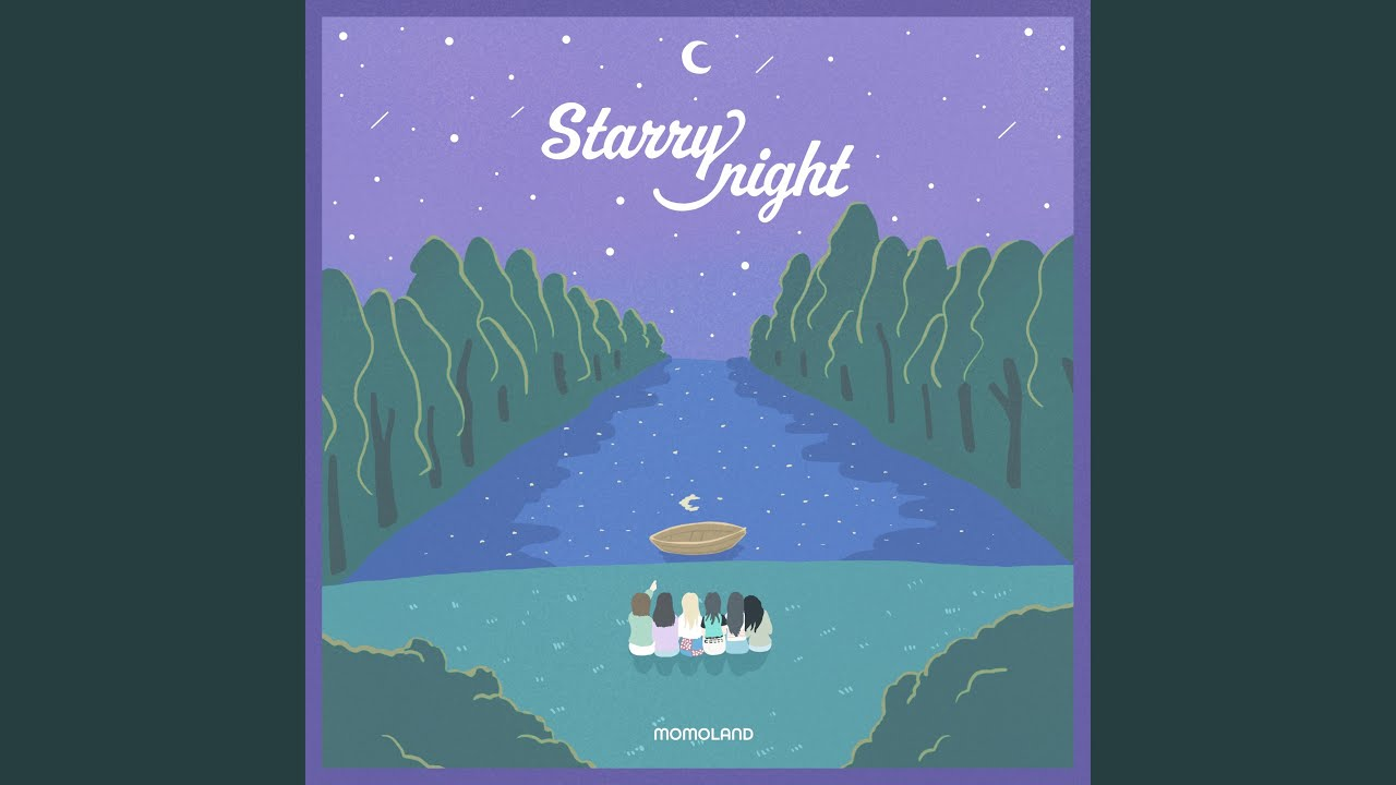 Starry Night (ENG Ver.) (Starry Night(ENG Ver.))